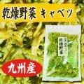 乾燥野菜 国産 九州産 キャベツ 125g