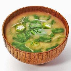 画像1: フリーズドライ 無添加 味噌汁 ねばねば野菜のおみそ汁 10袋セット (コスモス食品)