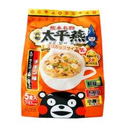 画像1: 熊本 ご当地グルメ 太平燕(たいぴーえん) チキン味 5食入 くまモン マグカップサイズ イケダ食品