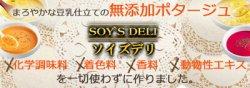 画像2: ソイズデリ 豆乳で仕上げた北海道産かぼちゃのポタージュスープ 北海大和の無添加インスタントスープ パンプキン カボチャ 化学調味料無添加  ギフト プレゼント