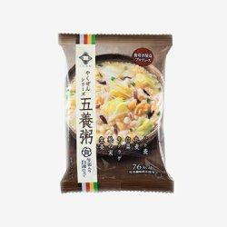 画像5: 養命酒 やくぜんシリーズ 五養粥 白 生姜入り白湯仕立てのお粥 フリーズドライ 和漢素材&野菜の健康お粥 ギフトに!