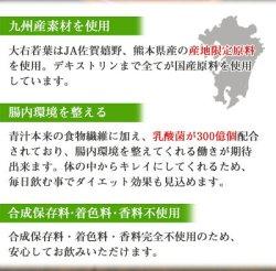画像4: 青汁習慣 3gX20包入 JA全農 大麦若葉 乳酸菌配合 野菜不足 ドリンク 国産
