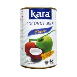 画像1: カラ ココナッツミルク EO缶 400ml インドネシア産 エスニック 製菓材料 デザート