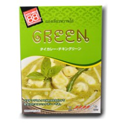 画像2: タイカレー チキングリーン 200g (グリーンカレー)【キッチン88】(レトルトカレー・保存食・非常食にも)