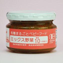 画像3: 有機まるごとベビーフード ミックス野菜 100g 後期10か月頃から 味千汐路
