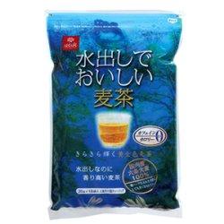 画像1: はくばく 水出しでおいしい麦茶 20gX18P
